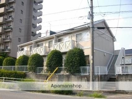 愛知県愛知郡東郷町の築24年 2階建の賃貸アパート