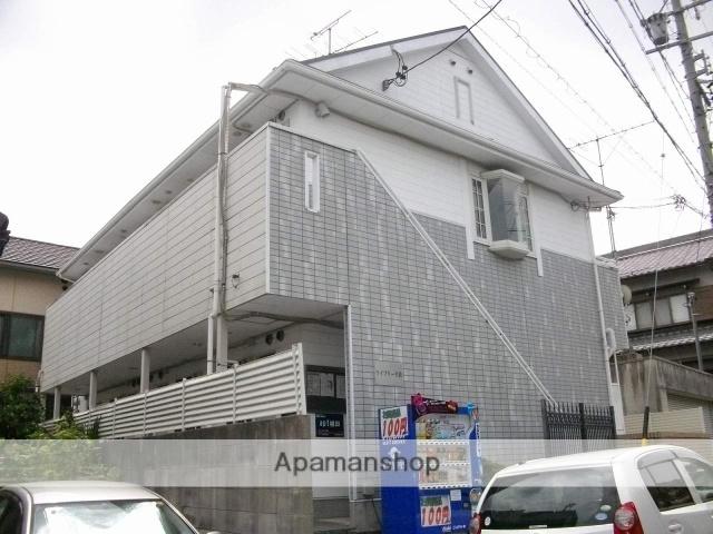 愛知県名古屋市天白区、平針駅徒歩10分の築25年 2階建の賃貸アパート
