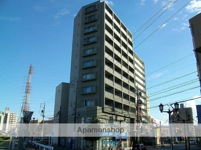 愛知県名古屋市天白区、原駅徒歩1分の築17年 11階建の賃貸マンション