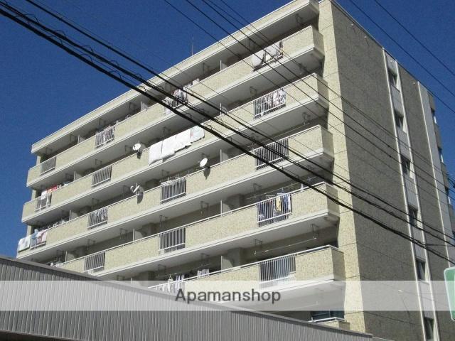 愛知県名古屋市天白区、塩釜口駅徒歩12分の築34年 7階建の賃貸マンション