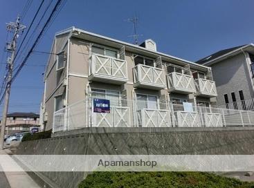 愛知県名古屋市天白区、植田駅徒歩10分の築24年 2階建の賃貸アパート