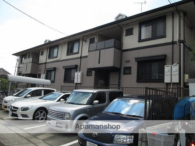 愛知県名古屋市天白区、原駅徒歩14分の築21年 2階建の賃貸アパート