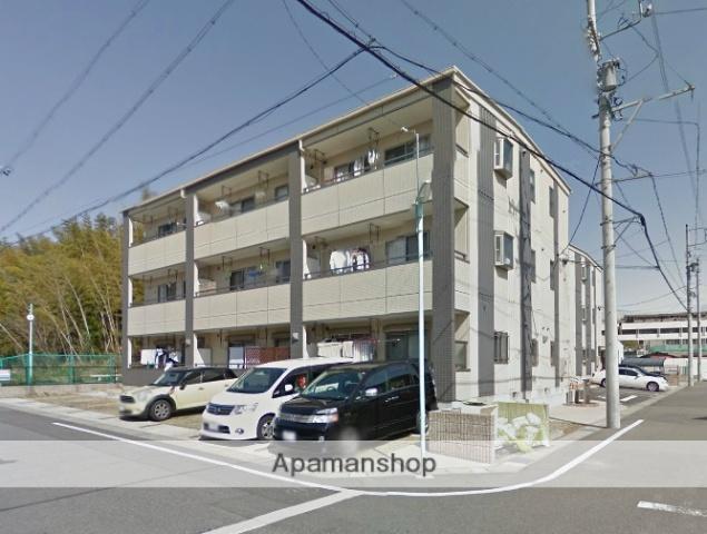 愛知県名古屋市名東区、星ヶ丘駅徒歩25分の築7年 3階建の賃貸アパート
