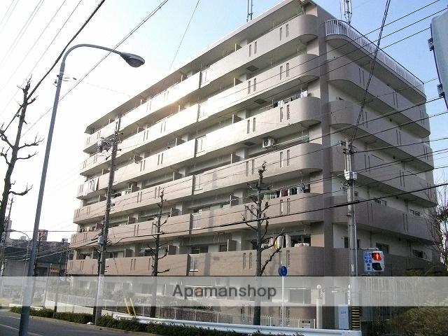 愛知県名古屋市天白区の築21年 7階建の賃貸マンション