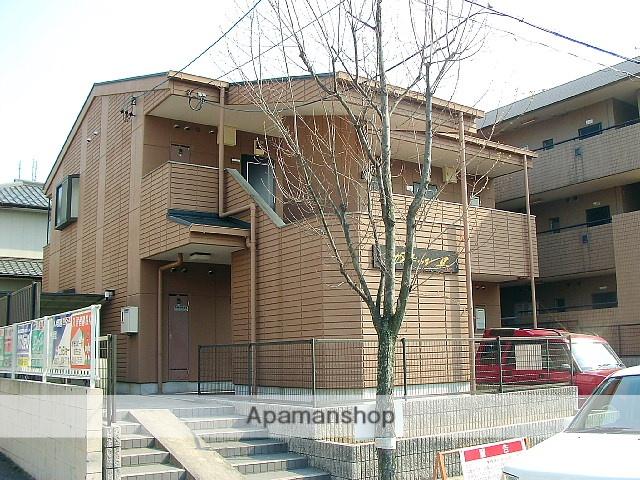 愛知県名古屋市天白区の築17年 2階建の賃貸マンション