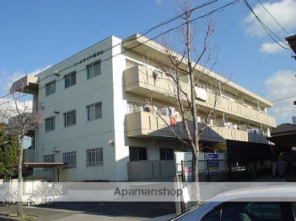 愛知県名古屋市天白区の築30年 3階建の賃貸マンション