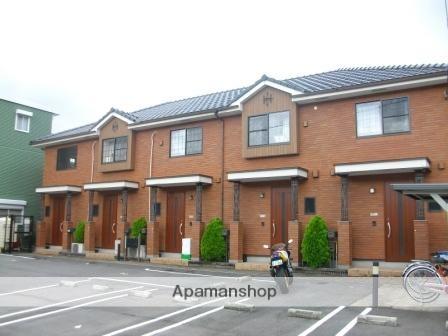 愛知県名古屋市天白区、塩釜口駅徒歩15分の築11年 2階建の賃貸テラスハウス