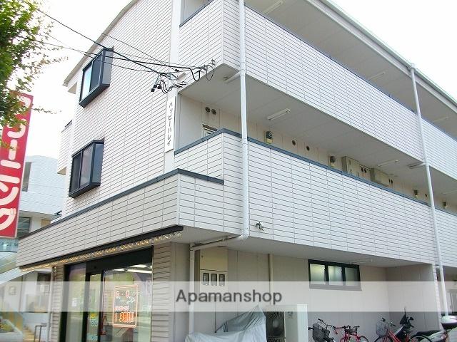 愛知県名古屋市緑区、相生山駅徒歩9分の築17年 3階建の賃貸マンション
