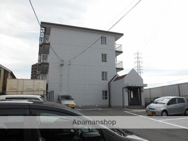 愛知県名古屋市天白区、神沢駅徒歩15分の築29年 4階建の賃貸マンション