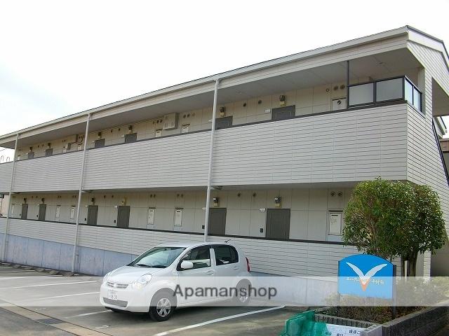 愛知県名古屋市天白区の築16年 2階建の賃貸アパート