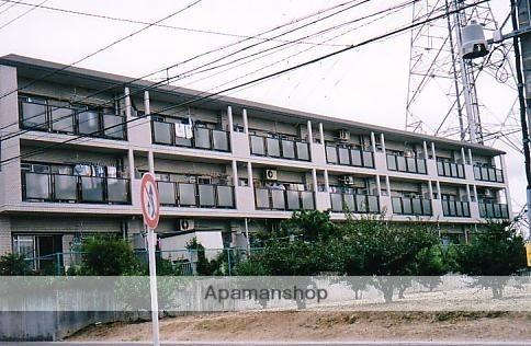 愛知県名古屋市緑区、神沢駅徒歩7分の築31年 3階建の賃貸マンション