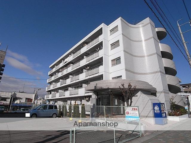 愛知県名古屋市天白区、野並駅徒歩2分の築28年 5階建の賃貸マンション