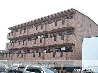 愛知県名古屋市天白区、野並駅徒歩5分の築17年 4階建の賃貸マンション