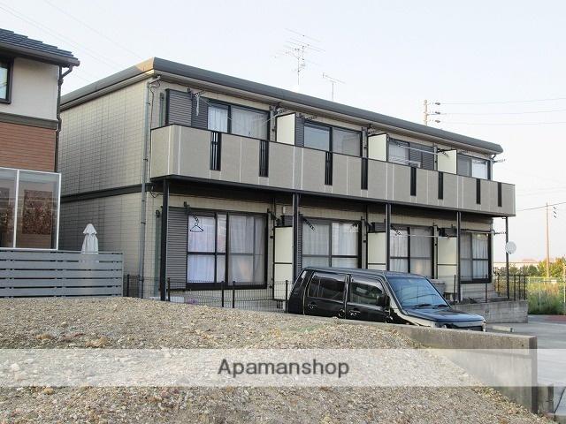 愛知県名古屋市天白区の築19年 3階建の賃貸アパート