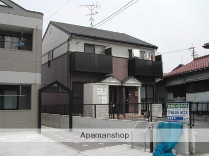 愛知県名古屋市天白区、鳴子北駅徒歩18分の築14年 2階建の賃貸テラスハウス
