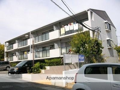 愛知県名古屋市天白区、平針駅市バスバス7分平針住宅口下車後徒歩5分の築27年 3階建の賃貸マンション