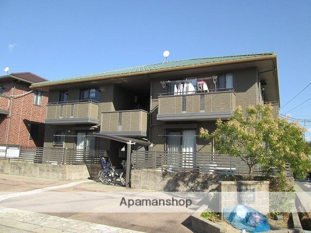 愛知県名古屋市天白区、平針駅徒歩17分の築14年 2階建の賃貸アパート