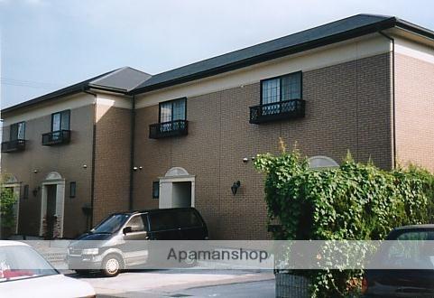 愛知県名古屋市天白区の築17年 2階建の賃貸アパート