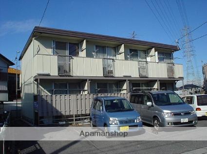 愛知県名古屋市天白区の築29年 2階建の賃貸アパート