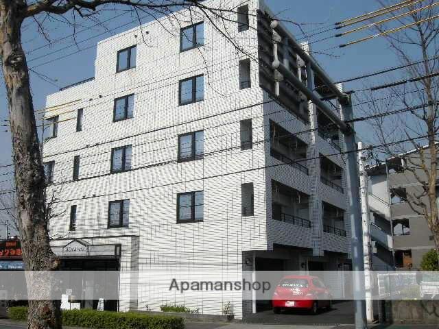 愛知県名古屋市天白区、野並駅徒歩19分の築30年 5階建の賃貸マンション