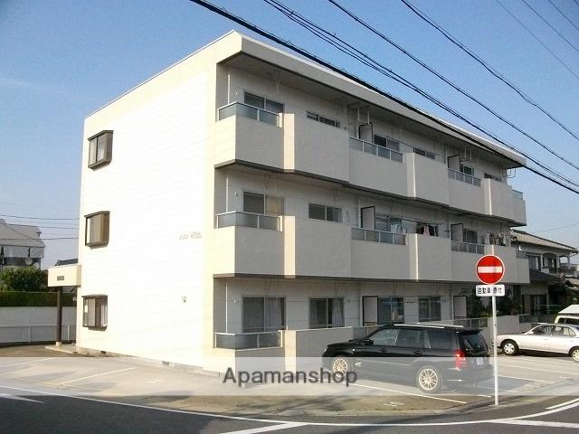 愛知県名古屋市天白区、平針駅徒歩16分の築28年 3階建の賃貸マンション