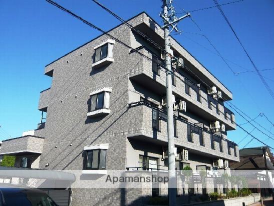 愛知県名古屋市名東区、星ヶ丘駅市バスバス14分大針下車後徒歩2分の築16年 3階建の賃貸マンション