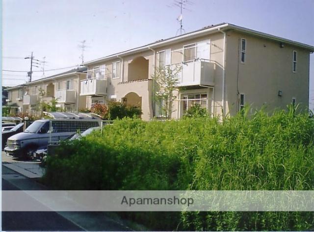 愛知県名古屋市天白区、平針駅徒歩14分の築15年 2階建の賃貸アパート