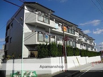 愛知県名古屋市名東区、東山公園駅徒歩28分の築28年 3階建の賃貸マンション