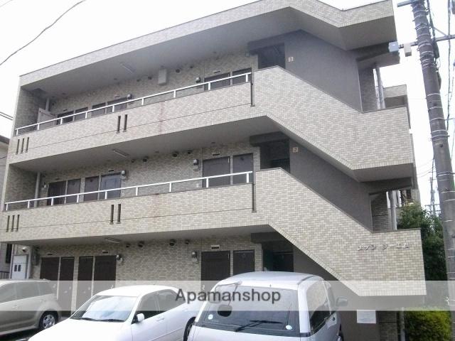 愛知県名古屋市天白区、平針駅徒歩7分の築29年 3階建の賃貸マンション