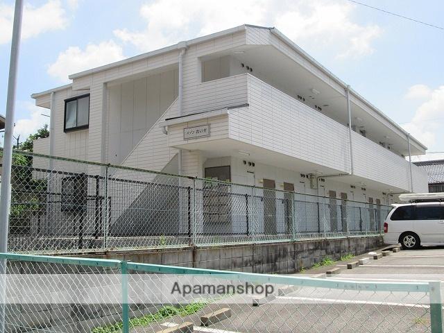 愛知県名古屋市名東区、星ヶ丘駅市バスバス9分高針下車後徒歩4分の築22年 2階建の賃貸マンション