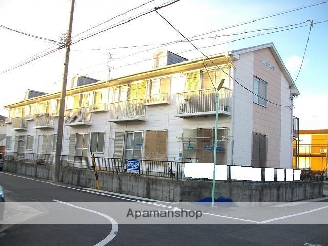 愛知県名古屋市天白区、相生山駅徒歩19分の築29年 2階建の賃貸アパート