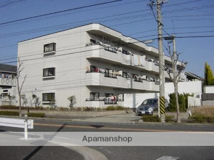 愛知県名古屋市緑区、鳴子北駅市バスバス25分緑図書館下車後徒歩2分の築17年 3階建の賃貸マンション