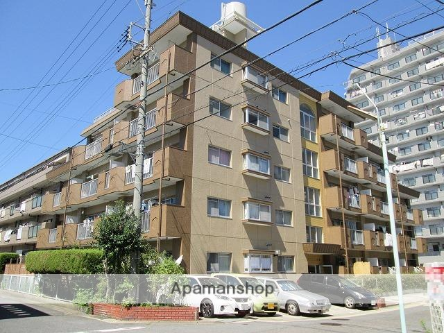 愛知県名古屋市天白区、平針駅徒歩4分の築34年 5階建の賃貸マンション