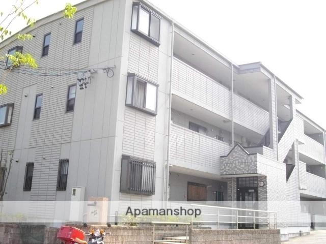 愛知県名古屋市緑区、有松駅市バスバス15分水広公園南下車後徒歩7分の築13年 3階建の賃貸マンション