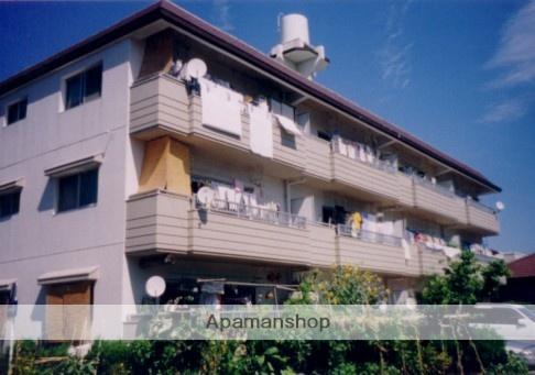 愛知県名古屋市天白区、原駅徒歩11分の築30年 3階建の賃貸マンション