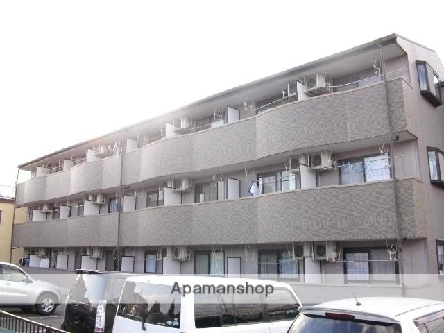 愛知県名古屋市天白区、原駅徒歩13分の築18年 3階建の賃貸マンション
