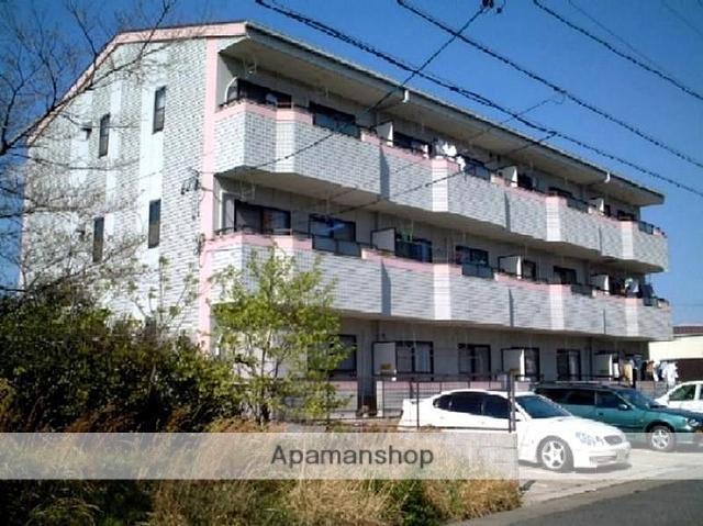 愛知県名古屋市緑区、大高駅市バスバス18分緑保健所下車後徒歩4分の築21年 3階建の賃貸マンション