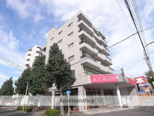 愛知県名古屋市天白区、平針駅徒歩3分の築29年 6階建の賃貸マンション