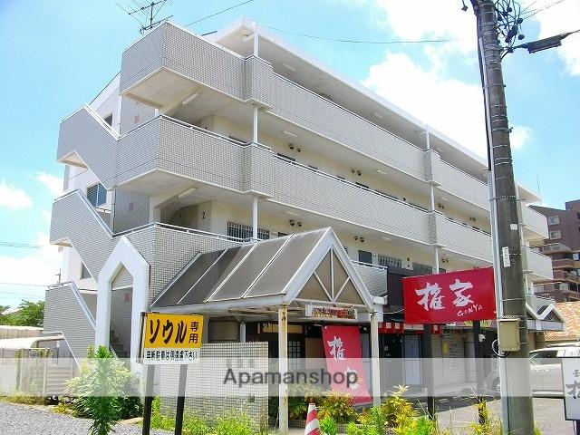 愛知県名古屋市緑区の築28年 4階建の賃貸マンション
