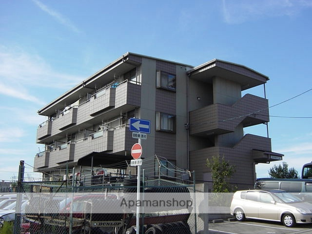 愛知県名古屋市緑区の築24年 3階建の賃貸マンション