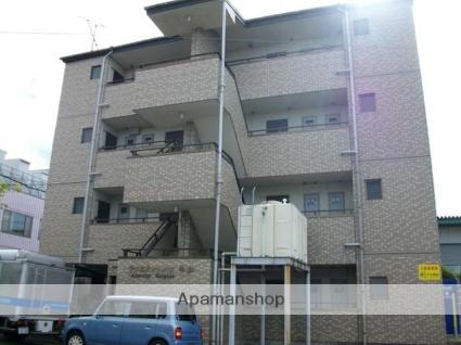 愛知県名古屋市天白区の築21年 4階建の賃貸マンション