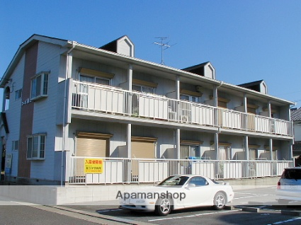 愛知県名古屋市天白区の築26年 2階建の賃貸アパート