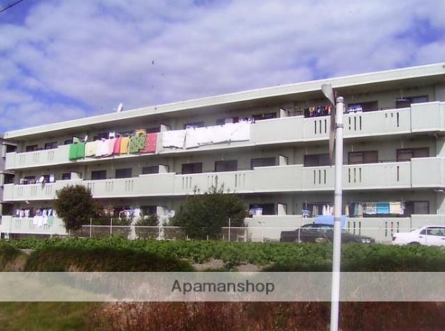 愛知県名古屋市緑区、徳重駅市バスバス8分横吹下車後徒歩3分の築24年 3階建の賃貸マンション