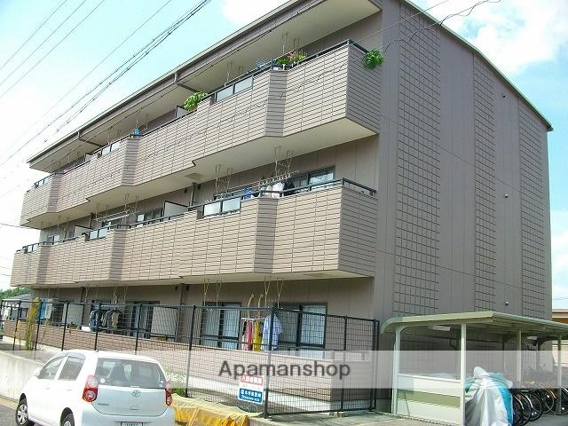愛知県名古屋市緑区、徳重駅徒歩12分の築17年 3階建の賃貸マンション
