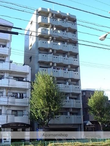 愛知県名古屋市天白区、原駅徒歩5分の築21年 9階建の賃貸マンション