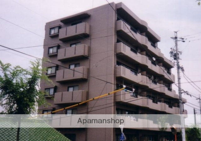 愛知県名古屋市緑区、有松駅徒歩15分の築16年 6階建の賃貸マンション