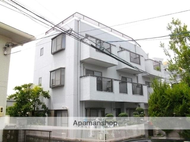 愛知県名古屋市天白区、平針駅徒歩5分の築33年 3階建の賃貸マンション