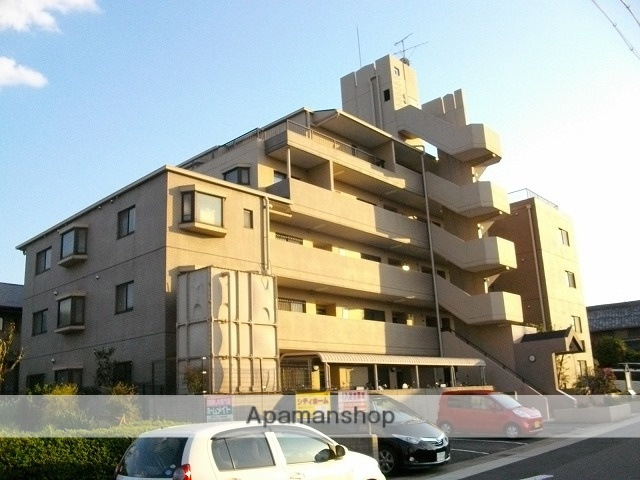 愛知県名古屋市天白区の築25年 5階建の賃貸マンション