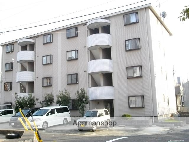 愛知県名古屋市緑区、徳重駅徒歩11分の築25年 4階建の賃貸マンション