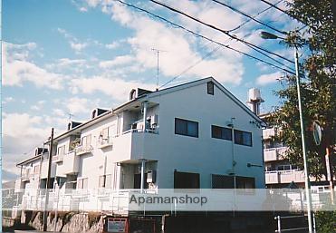 愛知県名古屋市緑区、野並駅名古屋市営バスバス16分池上台下車後徒歩1分の築32年 2階建の賃貸アパート
